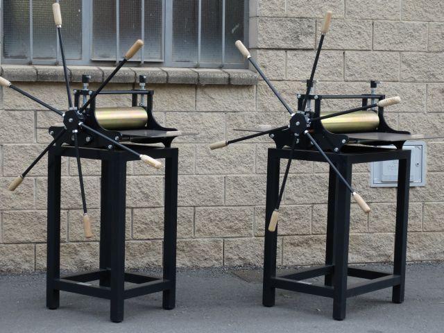 Fabricante de tórculos para grabado