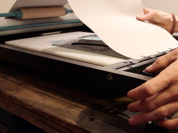 Empresa de herramientas para tipografía. Sacapruebas a2