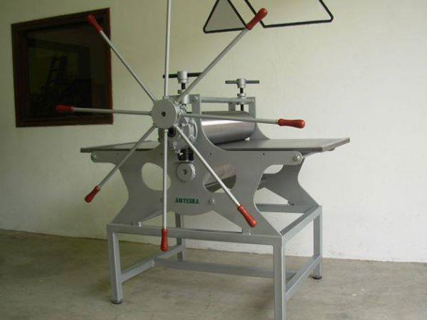 Fabricante de tórculos para grabado y bellas artes con reducción