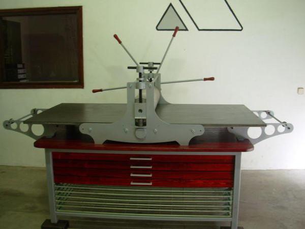 Empresa fabricante de tórculos para grabado