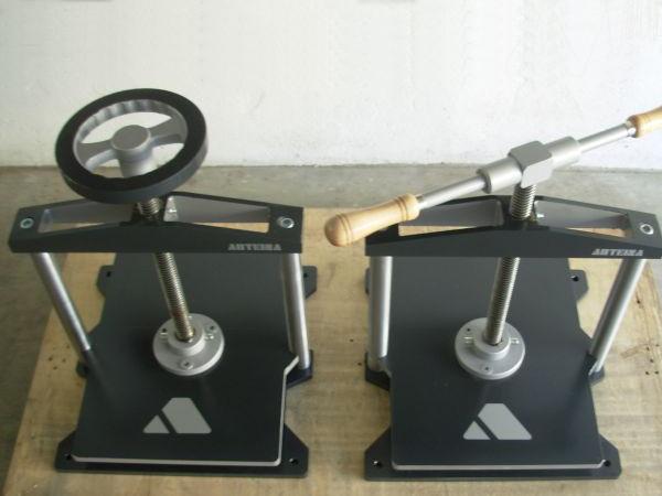 Venta de prensas para grabado de láminas y bellas artes